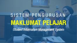 Sistem Pengurusan Maklumat Pelajar (SPMP)