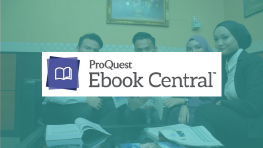 Ebook Proquest